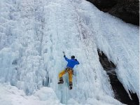 mur de glace