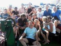 Tour in barca Villasimius un giorno per bambini