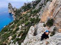 escalade en Sardaigne