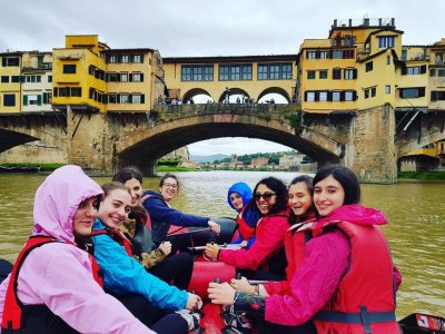 Rafting a Firenze due ore