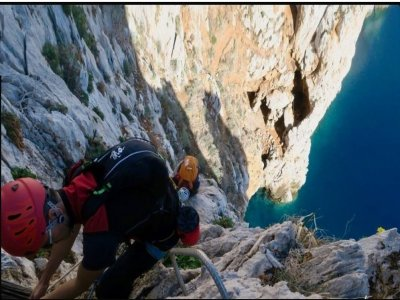 Big Alpine Guide Via Ferrata