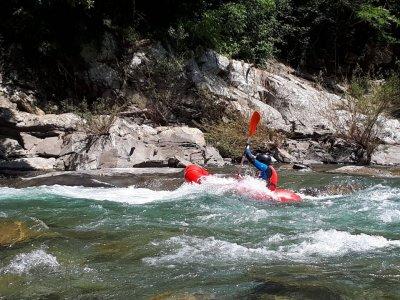 Esperienza in kayak a Firenze di due ore