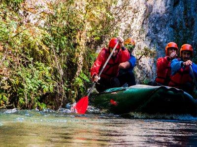 Rafting a Norcia 2 ore Adulti percorso lungo