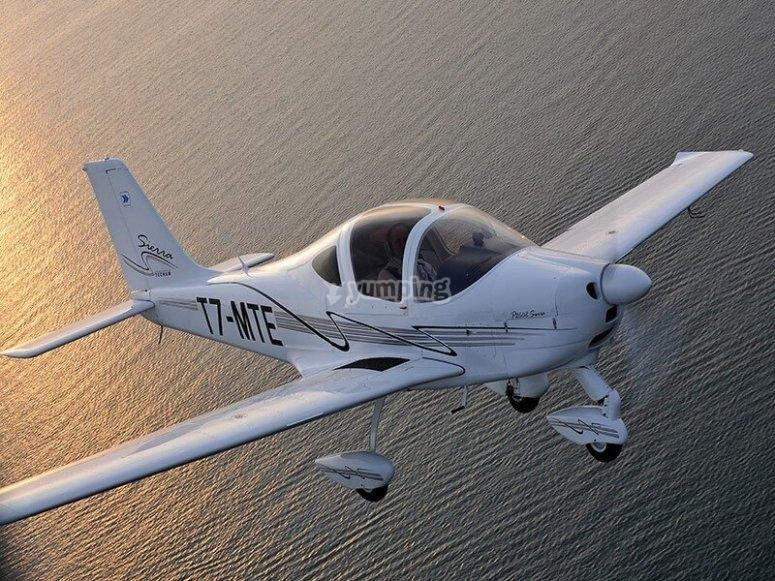 Volare sul mare