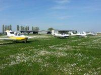 Corso di pilota di ultraleggero a Molinella