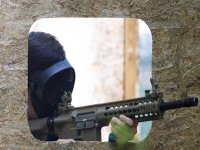 Airsoft match in Ronco all 'Adige lasting 30 minutes