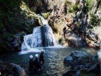 Canyoning in Val di non