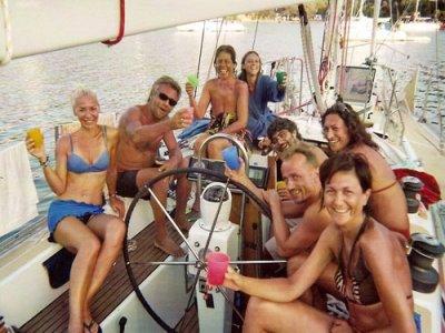 Vacanze Vela Grecia Escursione in Barca