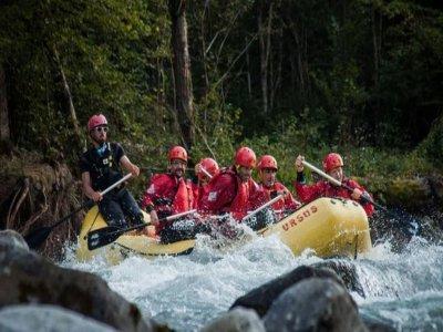 Ursus Adventures Rafting