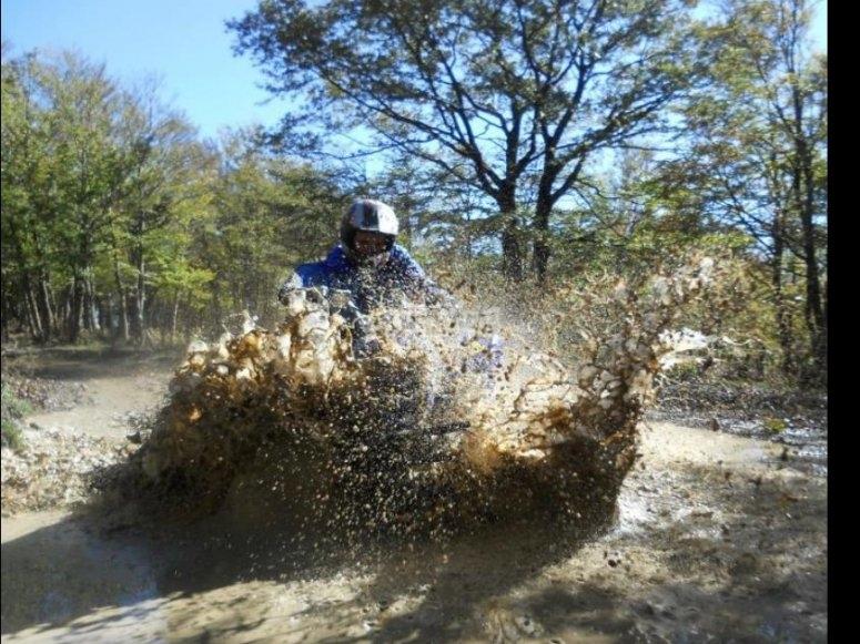 nel fango
