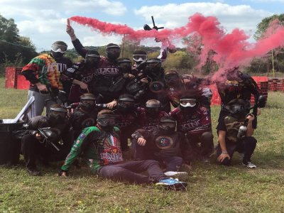 Paintball in North Rome 1 hour