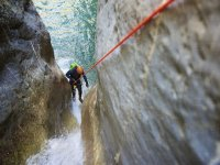 Canyoning in safety