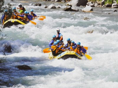 Rafting family sulle Dolomiti 2 ore