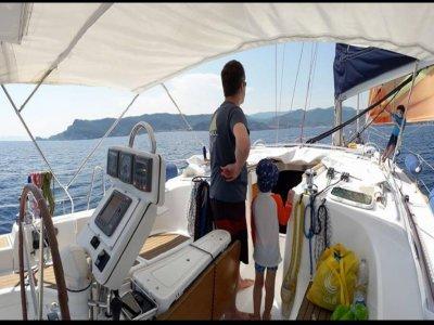 Escursione in barca per bambini Finale Ligure 5ore
