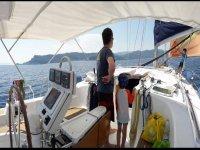 Boat excursion for children Finale Ligure 3 hours