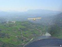 Volando sulle colline