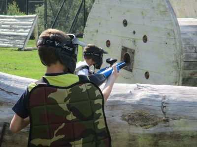 Paintball in Val di Sole 1 hour