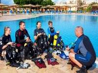 Course for divers
