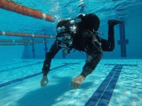 swimming pool course