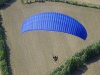 Volando sui campi