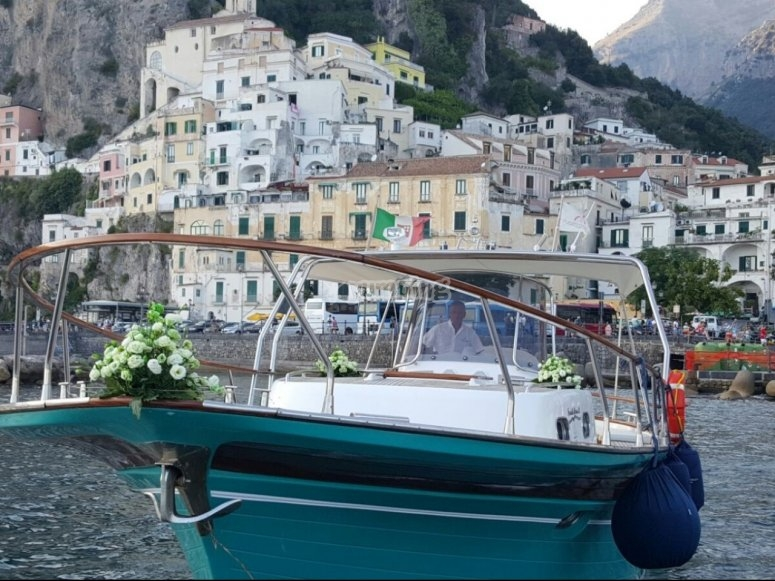 Excursion on the Amalfi Coast