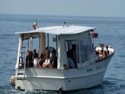 Tour in barca di 8 ore a Capri