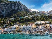 8-hour Capri boat tour
