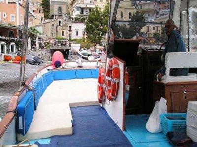Tour in barca di 8 ore a Capri per bambini