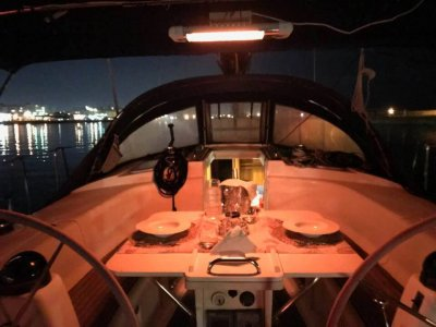 6-hour sailing trip to Ostia
