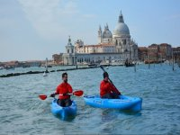Tour in kayak a Venezia di 1 ora e 40