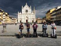 Col Segway in Santa Croce