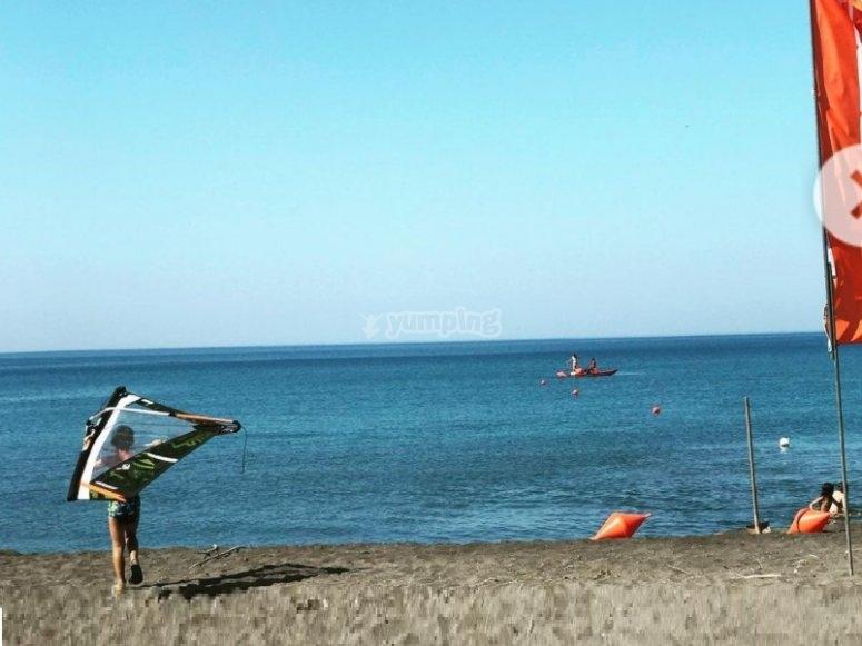 Sea of Tarquinia