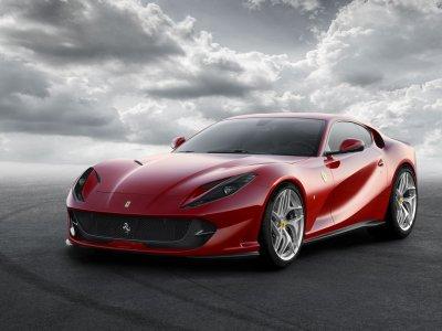Ferrari rental Italy