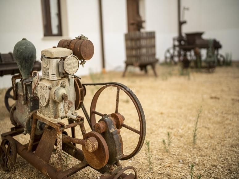 Wine equipment