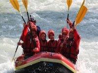 Rafting per famiglia sul fiume Noce di 2 ore