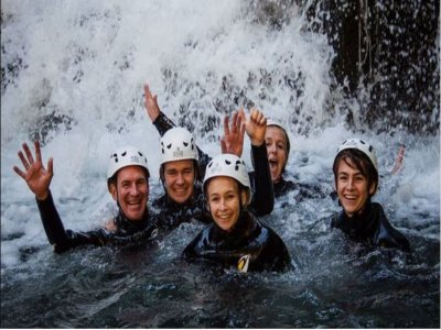 Canyoning in Val di Sole di 3 ore