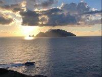 By boat to Sorrento Capri and the Amalfi Coast 8h