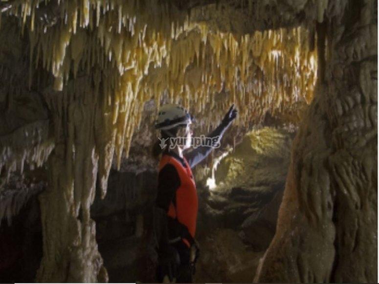 Alla scoperta delle grotte