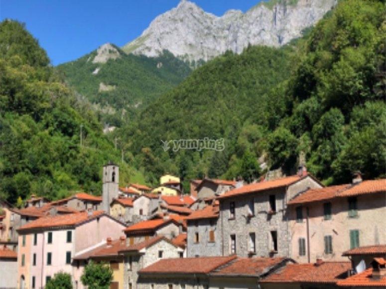 Il borgo di Fornovolasco