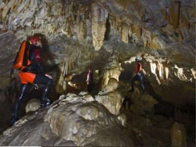 Escursione speleologica a Fornovolasco di 4 ore