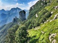 Trekking per bambini sul Monte Forato di 6 ore