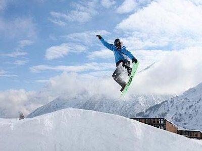 Scuola Tonale Presena Snowboard