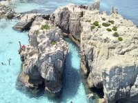 Boat excursion from Tropea to Capo Vaticano 4 hours