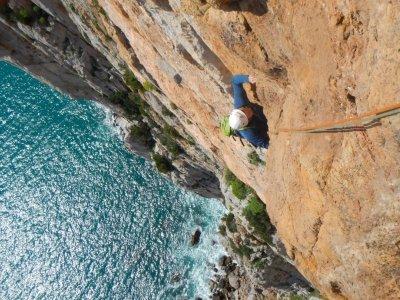 Escalade sur la falaise de Musua de 8 heures