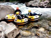 Tubing in Val di Lima di 3 ore