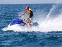 Adrenaline at sea