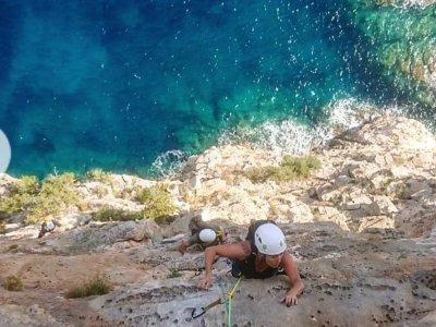 Escalade Sailor of Forest à Pedra Longa 8 heures