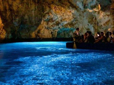 Private tour The Emerald Grotto Agerola 3H30