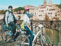 In bici per la capitale
