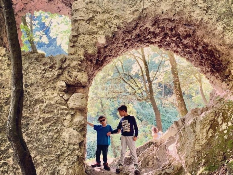 Path also for children